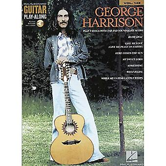 Guitar Play-Along Volume 142: George Harrison (Book/Online Audio)