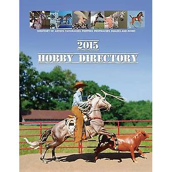 2015 Ingram version Hobby Directory Print on demand from Ingram Spark Shipped Direct to Customer by Kilbourn & Morgen