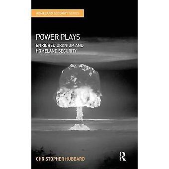 パワー再生濃縮ウランと国土安全保障省のハバード ・ クリストファー