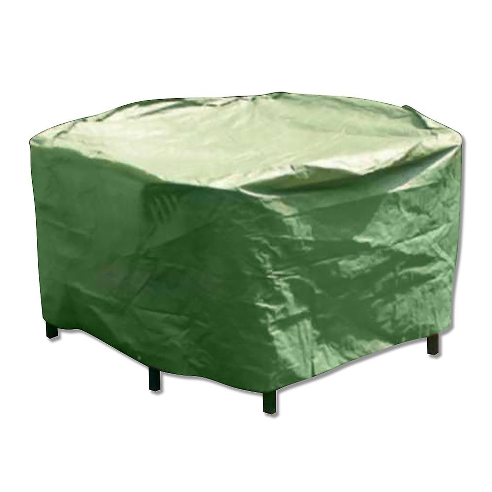Simply Direct Patio Set COVER - Round - Waterproof Weatherproof Outdoor Furniture Protector