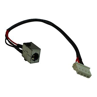 Acer Aspire E5-573 Replacement Laptop DC Jack Socket With Cable
