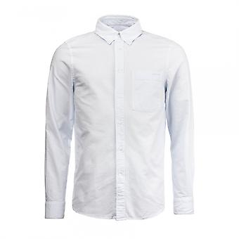 Calvin Klein Calvin Klein Button-Down-Mens Oxford-Hemd