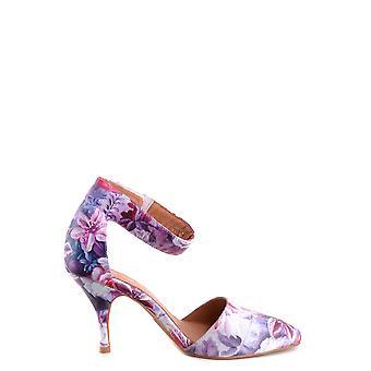 Jeffrey Campbell Ezbc132031 Women's Multicolor Fabric Sandals