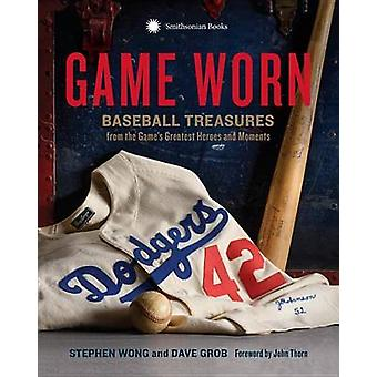 Game Worn by Stephen Wong - 9781588345714 Book