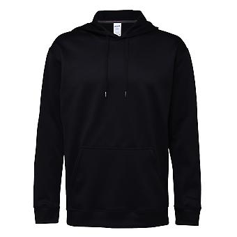 Gildan Mens Performance Technical Drawcord Hoodie Sweater