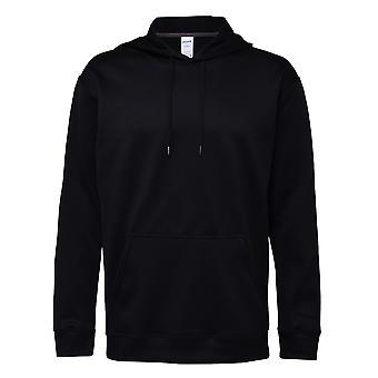 Gildan Mens desempenho técnico Drawcord camisola com capuz