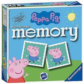 Ravensburger Peppa Pig mini jogo de memória