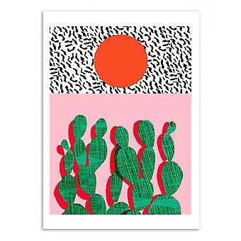 Art-Poster - Spazz - Wacka