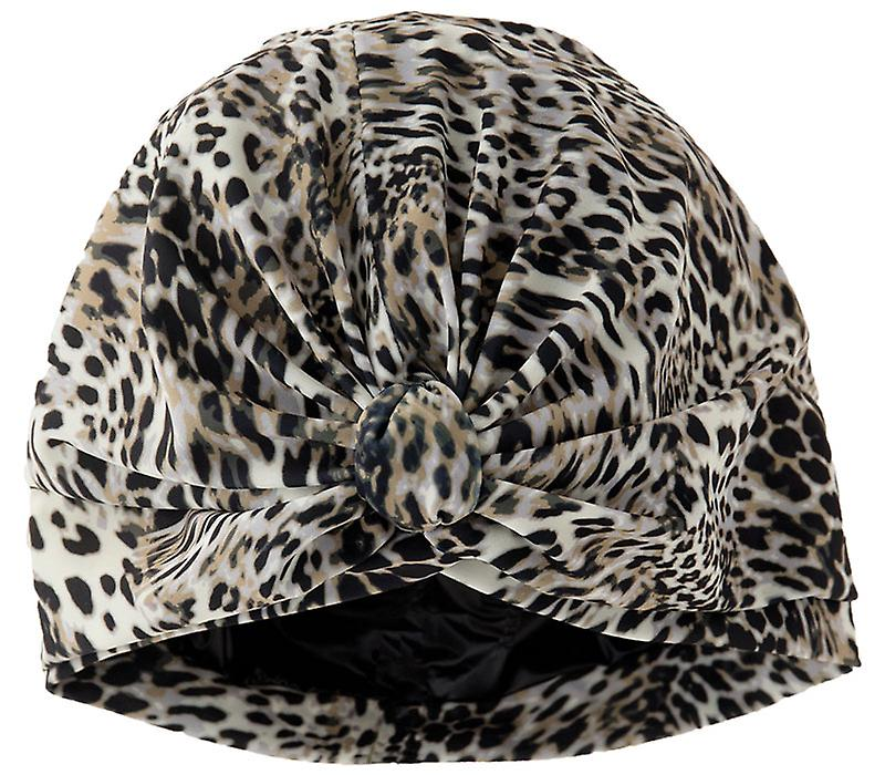 Leopard Luxury Shower Turban