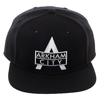 كاب البيسبول - Arkham City - Black Snapback New sb7dx0btm