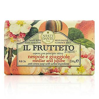 Nesti Dante Il Frutteto Anti-Stress Soap - Medlar & Jujube 250g/8.8oz