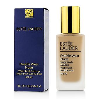Estee Lauder Double Wear Nude vatten fräsch Makeup SPF 30 - # 3C 2 Pebble 30ml / 1oz