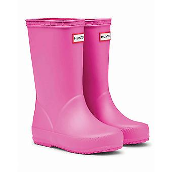 Hunter Kids First Toddler Classic Boots - Rouge à lèvres
