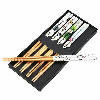Hůlky - Bambus - Sushi - Nudle