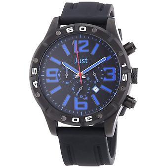 Gewoon horloges Watch man Ref. 48-S3978-BK-BL