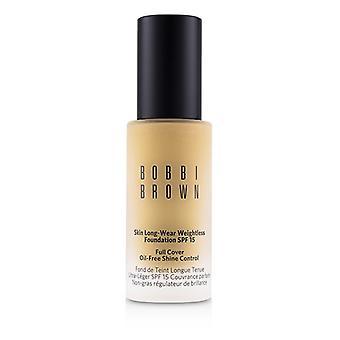 Bobbi Brown Skin Long Wear Weightless Foundation Spf 15 - -Natural Tan - 30ml/1oz
