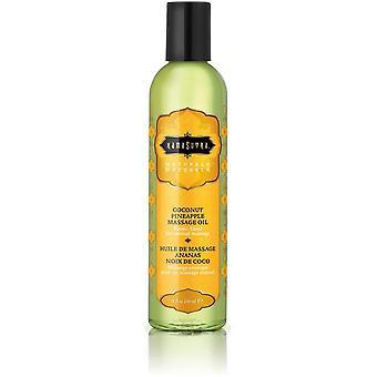 Natürliches Massageöl - Coco Ananas