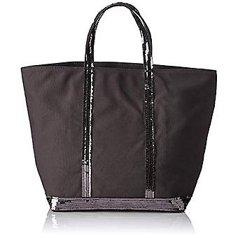 Vanessa Bruno Cabas Moyen - Grey Women's Tote Bags (Anthracite) 18x33.5x49 cm (W x H L)