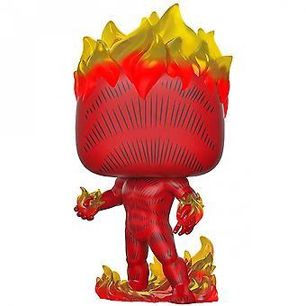 Pop! Marvel: 80th-ensimmäinen ulkonäkö-ihmisen tasku lamppu