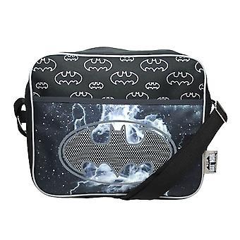 Children's Batman Bat-Signal Courier Bag