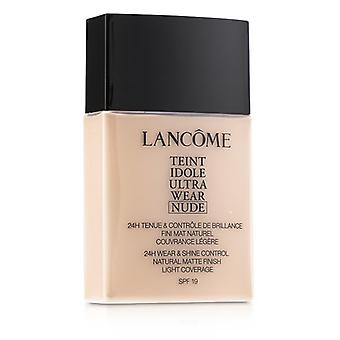 Lancome Teint Idole Ultra Wear Nude Foundation Spf19 - # 007 Beige Rose - 40ml/1.3oz