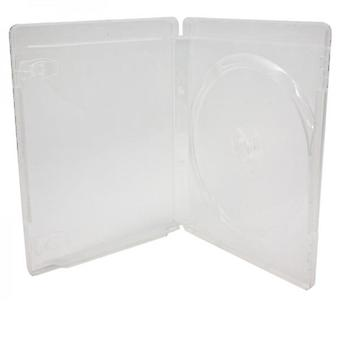 Compatible replacement retail game case for sony playstation 3 ps3 - value 25 pack clear