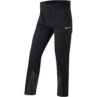 Montane Alpine Misssion Pants  - Black/Firefly Orange
