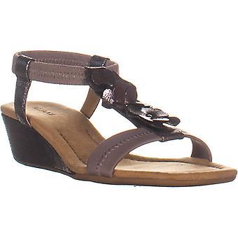 Alfani kvinners Valensia åpen tå Casual plattform sandaler