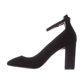 INC International Concepts Womens Gallan Leather Closed Toe Ankle Strap Class...