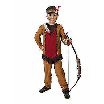 Indian Chief Boy Costume Winnetou Apache Boys Costume