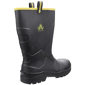 Amblers Safety Unisex Adults AS1008 Full Safety Rigger Boots