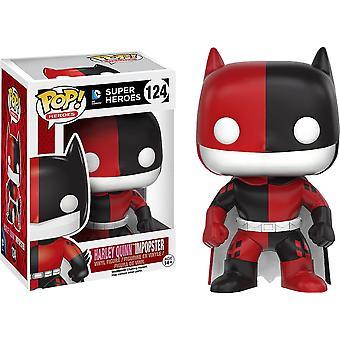 Batman als Harley Pop! vinyl