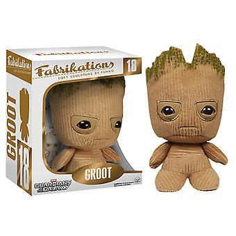 Gardiens de la Galaxie Groot Fabrikation