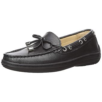 Kids Driver Club USA Girls nantucket2 Low Top Pull On Boat Shoes