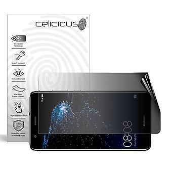 Celicious Privacy 2-Way Landscape Anti-Spy Filter Screen Protector Film Compatible with Huawei P10 Lite