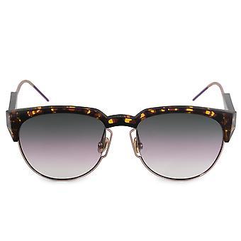 Christian Dior Spectral1 01K/S0 53 vierkante zonnebrillen