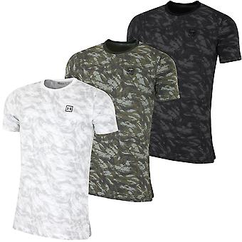 Under Armour Uomo AOP Sportstyle SS Tee