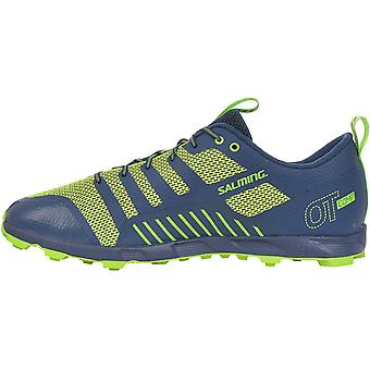 Salming Mens OT Comp Trail Competition Running Sports Training Trainers - Blue
