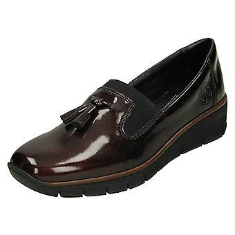 Señoras Rieker Borla Detalle Zapato Formal 53751