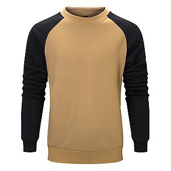 Allthemen Men's Long Sleeve Turtleneck Sweatshirt
