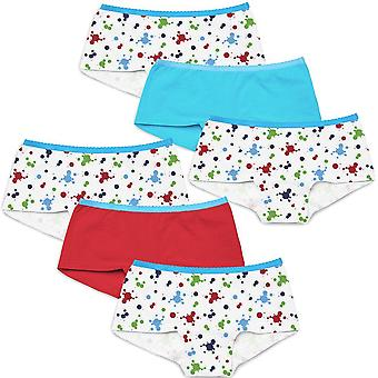 3 pairs of boxer panties 98/104 cl