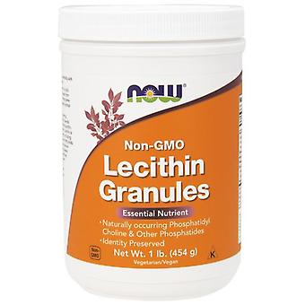 Now Foods Lecithin Granulat Pulver