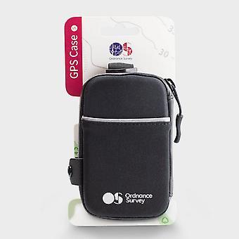 OS Velo または水平デバイスブラック用の新しい OS GPS ケース (スモール)