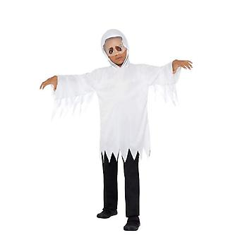 Ghost Costume Child White