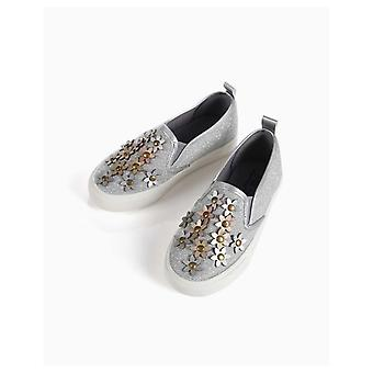 Zippy Sneakers Flowers