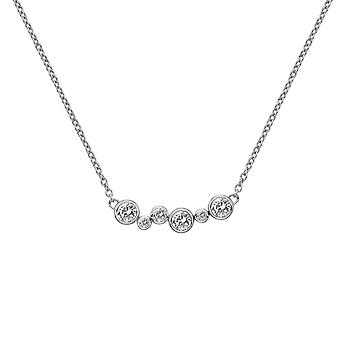 Hot Diamonds Sterling Silver Tender Necklace DN147