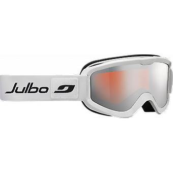 Julbo Ski Mask Eris White Orange Flash Silver