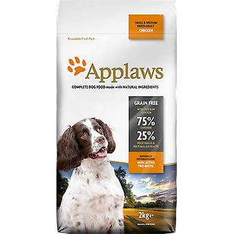 Applaws Food for Adult Dogs of Medium Breed and Small Chicken