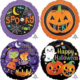 Anagram 18 tuuman Halloween ympyrä folio ilmapallo