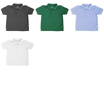 Gildan DryBlend Youth Sport Double Pique Polo Shirt (Pack Of 2)